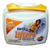 Blink Mess Lifters Stain Remover Auto Interior Wip
