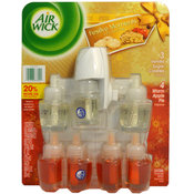 Air Wick 8 Piece Festive Moments Scented Oil Value Pack