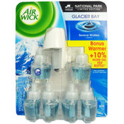 Air Wick 7 Piece Serene Waters Scented Oil Value Pack