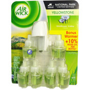 Air Wick 7 Piece Wildflower Valley Scented Oil Value Pack