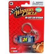 Winner's Circle Jeff Gordon Die-Cast Car Keychain