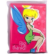 Disney Tinkerbell 10 Count Thank You Cards