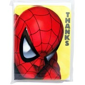 Spider-Man 10 Count Thank You Cards