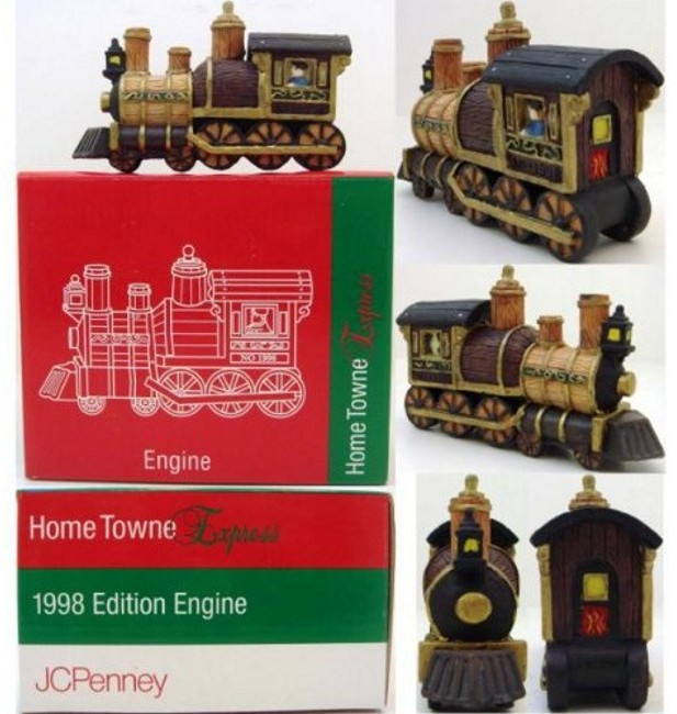 JC Penny Home Towne Express Train [2123208]