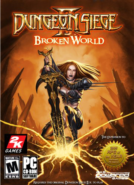 Dungeon Siege 2 Broken World PC GAME [1818696]