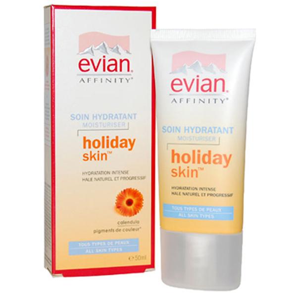 Evian Affinity HOLIDAY Skin Moisturiser [793314]