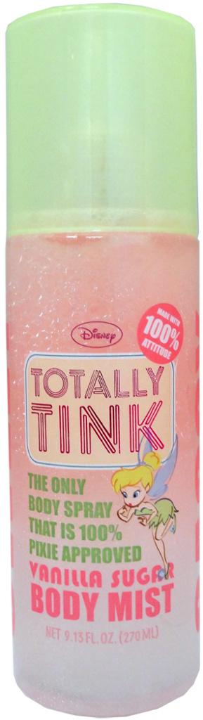 DISNEY Totally Tink Vanilla Sugar Body Mist [1868906]