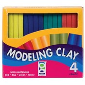 4 Ct. Geddes Modeling Clay