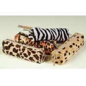 Animal Print Pencil Pouch