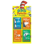 Dr Seuss 4 Gross Pencil Display