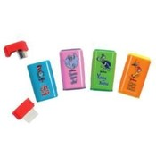 Dr. Seuss? Sharpener & Eraser Wholesale Bulk