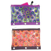 Circles Pencil Pouch