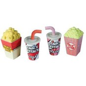 Snack Attack Scent Pencil Sharpener