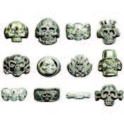 Skull Ring Wholesale Bulk
