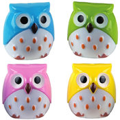 Geddes What a Hoot Owl Pencil Sharpener Wholesale Bulk