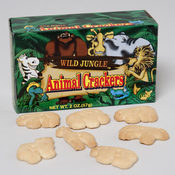 ANIMAL CRACKERS WILD KINGDOM