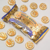 CHOCOLATE GOLD COINS SOLID MILK