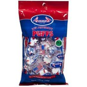 CANDY PEPPERMINT PUFFS 4.5 OZ