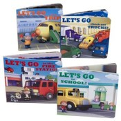 """Let's Go"" Board Books"