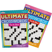 Ultimate Crossword Puzzle Book