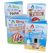 """Day At The"" Childrens Board Books"