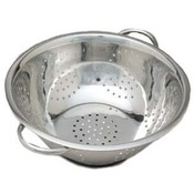 STAINLESS STEEL DEEP COLANDER