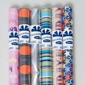 Assorted Everyday Giftwrap Wholesale Bulk