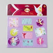Disney Tinkerbell Fairies Christmas Gift Tags