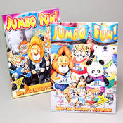 COLORING BOOK BILINGUAL JUMBO