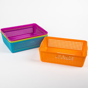 STORAGE BASKET RECTANGULAR