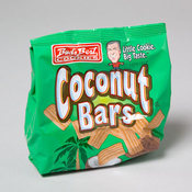Buds Best Coconut Bar Cookies