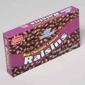Haviland Chocolate Covered Raisins
