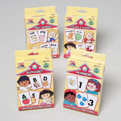 Fisher Price Pre-School Flash Cards