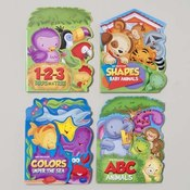 Children's Fan Tab U Lus Board Books