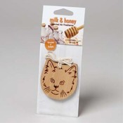 Milk and Honey Cat Auto Air Freshener