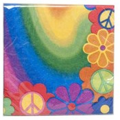 LUNCHEON NAPKINS 18 CT 60'S