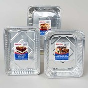 ALUMINUM BAKEWARE FLOOR DISPLAY