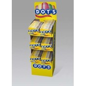 Dots Original Candy Display