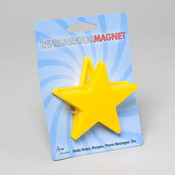 CLIP MAGNET STAR SHAPE