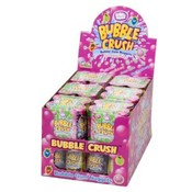 BUBBLE CRUSH IS BUBBLE GUM