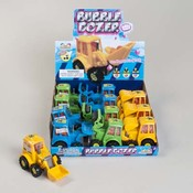 Bubble Dozer Truck