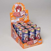 Crazy Bull Can With Bubble Gum