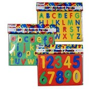 Foam Puzzle Alphabet and Numbers