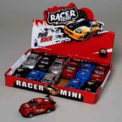 Pull-Back Mini Racer