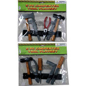 Carpenter Tool Playset 5 Piece
