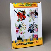 Spring Window Clings Wholesale Bulk