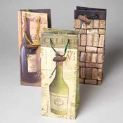Paper Wine Bags Wholesale Bulk