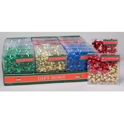 Mini Bows 2 Inch - 9 Pack Wholesale Bulk