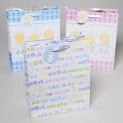 Large Baby Shower Gift Bags