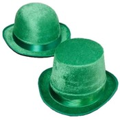 St. Patrick's Day Derby or Top Hat Wholesale Bulk